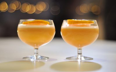 Chinese Fizz Cocktail
