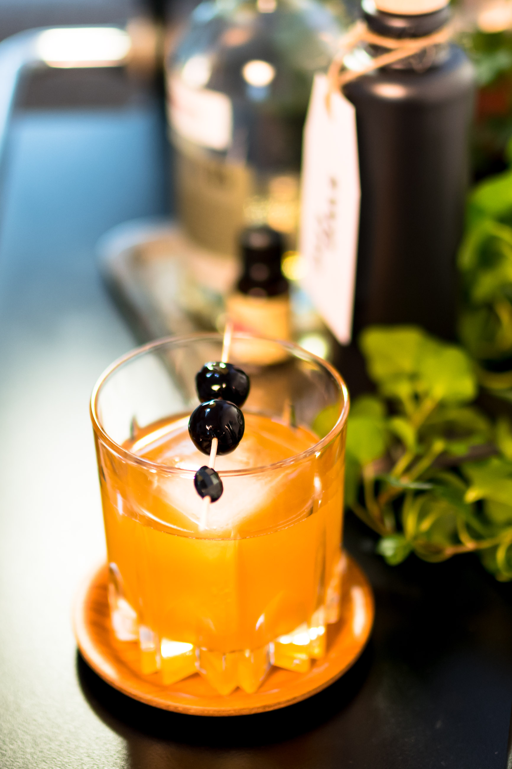 grapfruit old fashioned 5 400x284 Grapefruit Old Fashioned