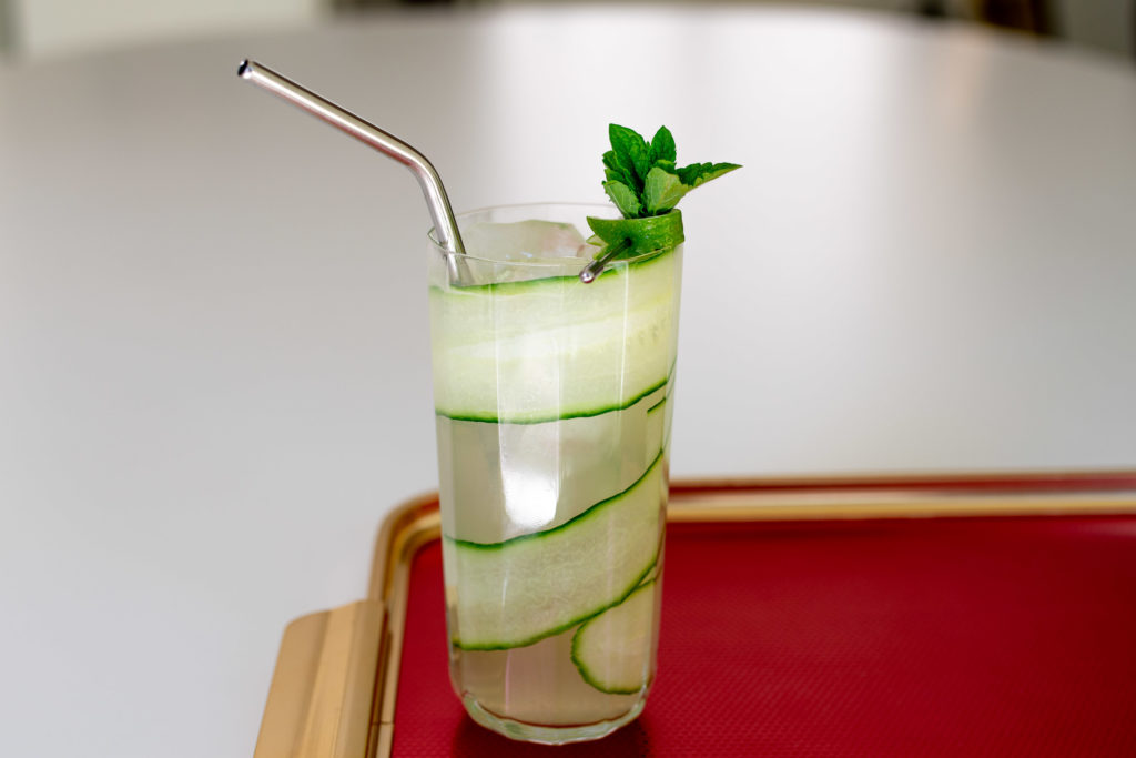 gin, green chartreuse