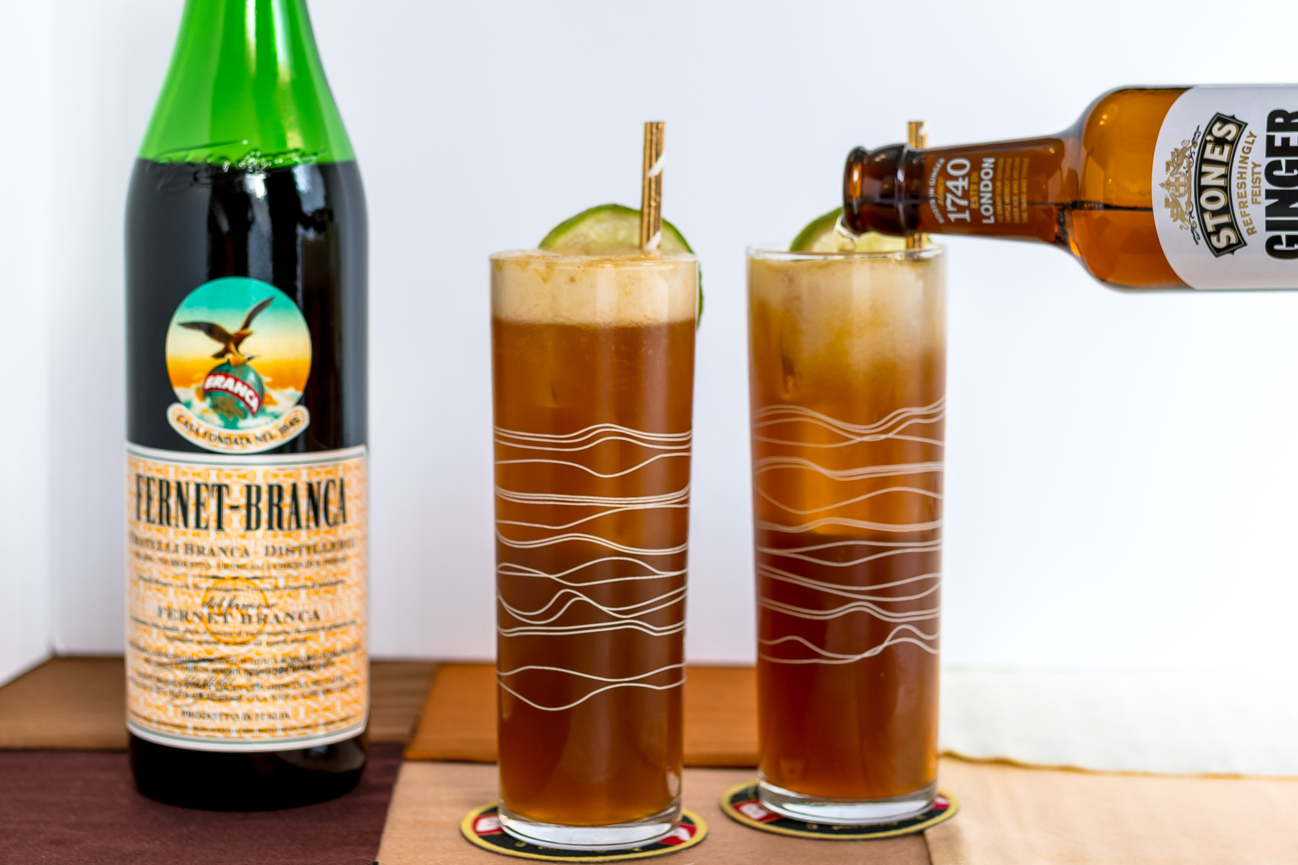 fernet buck 7 400x250 Cocktails